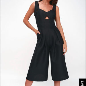 Lulu's | NWT Wide Leg Alton Jumpsuit